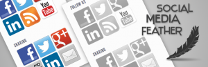 best social media sharing plugins social media feather